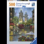 ROMPECABEZAS DE 500 PIEZAS DE FOTOS DE LONDRES - RAVENSBURGER