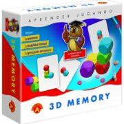 3D MEMORY (JUEGO DE MESA) - ALEXANDER
