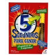 5 SEGUNDOS PARA GANAR - NOVELTY