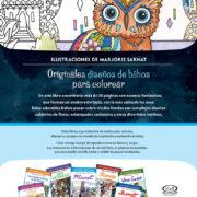 ARTE PARA COLOREAR DE BÙHOS - V&R EDITORAS