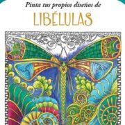 ARTE PARA COLOREAR DE LIBÈLULAS - V&R EDITORAS