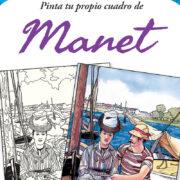 ARTE PARA COLOREAR DE MANET - V&R EDITORAS