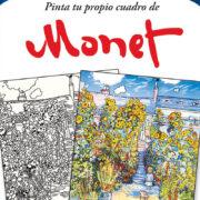 ARTE PARA COLOREAR DE MONET - V&R EDITORAS