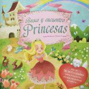 BUSCO Y ENCUENTRO PRINCESAS - V&R EDITORAS