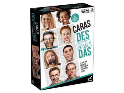 CARAS DES CARA DAS (JUEGO DE MESA) - NOVELTY