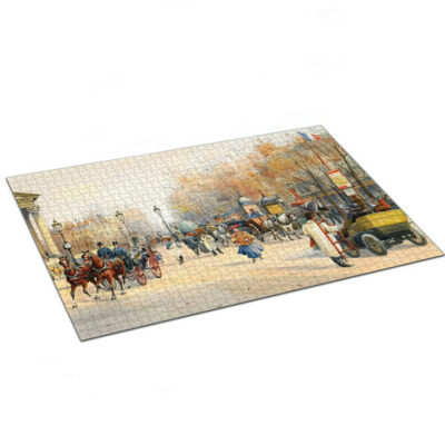 ROMPECABEZAS DE 1000 PIEZAS DE BOULEVARD DE PARIS