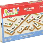 DOMINÒ DE DIVISIONES - DIAKO