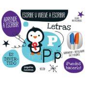 ESCRIBE Y VUELVE A ESCRIBIR DE LETRAS - V&R EDITORAS