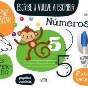 ESCRIBE Y VUELVE A ESCRIBIR NÚMEROS - V&R EDITORAS