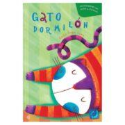 GATO DORMILÓN (CUENTO JUMBO) - LUNA DE PAPEL