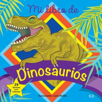 MI LIBRO DE DINOSAURIOS - V&R EDITORAS