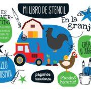 MI LIBRO DE STENCIL EN LA GRANJA - V&R EDITORAS