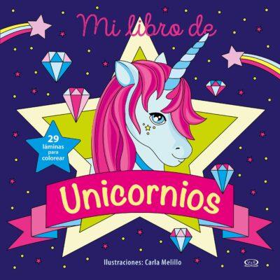 MI LIBRO DE UNICORNIOS - V&R EDITORAS