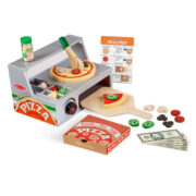 MOSTRADOR DE PIZZA - MELISSA AND DOUG