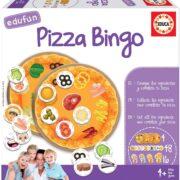 PIZZA BINGO (JUEGO DE MESA) - EDUCA