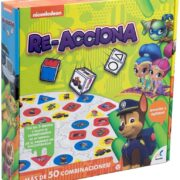 RE- ACCIONA DE NICKELODEON - NOVELTY