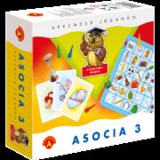 ASOCIA 3 (JUEGO DE MESA) - ALEXANDER