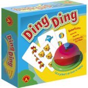DING DING (JUEGO DE MESA) - ALEXANDER