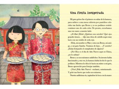 DIARIO DE PILAR EN CHINA - V&R EDITORAS