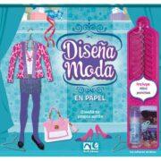 DISEÑA MODA EN PAPEL (CREA TU PROPIO ESTILO) - NOVELTY