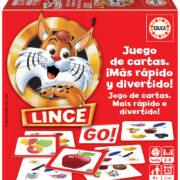 LINCE GO (JUEGO DE CARTAS) - EDUCA