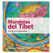 MANDALAS DEL TÍBET (EL ARTE DE LA ILUMINACIÓN) - V&R EDITORAS