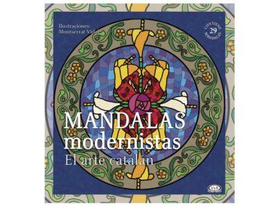 MANDALAS MODERNISTAS (EL ARTE DE CATALÁN) - V&R EDITORAS