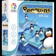 PINGÜINOS EN EL HIELO (JUEGO DE LÓGICA) - SMART GAMES