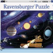 ROMPECABEZAS DE 200 PIEZAS DE SISTEMA SOLAR - RAVENSBURGER
