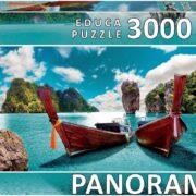 ROMPECABEZAS DE 3000 PIEZAS DE PHUKET EN TAILANDIA - EDUCA