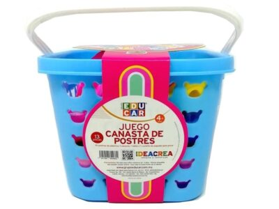 CANASTA DE POSTRES - IDEACREA