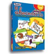 EL ABECEDARIO (ESPAÑOL E INGLES) - TOTTE