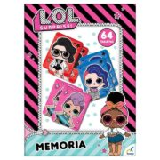 MEMORIA DE LOL SURPRISE – NOVELTY