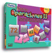 MEMORIA DE OPERACIONES 2 - TOTTE