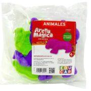 MOLDES PARA ARENA DE ANIMALES