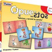 OPUESTOS - TOTTE