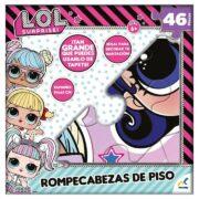 ROMPECABEZAS DE PISO DE 46 PIEZAS DE LOL SURPRISE - NOVELTY