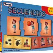 SECUENCIAS - TOTTE
