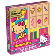 SET DE SELLOS DE HELLO KITTY - NOVELTY
