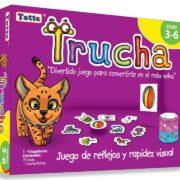 TRUCHA (JUEGO DE MESA) - TOTTE