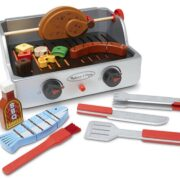 ASADOR Y PARRILLA PARA BARBACOA - MELISSA AND DOUG
