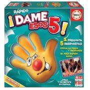 DAME ESOS 5 - EDUCA