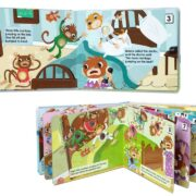 LIBRO INTERACTIVO DE LOS 10 MONITOS - MELISSA AND DOUG