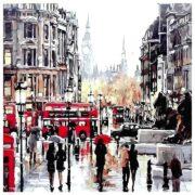 LONDRES - ARTE POR NUMERO