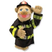 MARIONETA DE BOMBERO - MELISSA AND DOUG