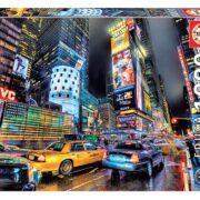 ROMPECABEZAS DE 1000 PIEZAS DE TIMES SQUARE EN NUEVA YORK - EDUCA