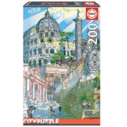 ROMPECABEZAS DE 200 PIEZAS DE ROMA - EDUCA