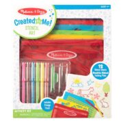 ARTE CON STENCIL - MELISSA AND DOUG