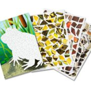 BLOC DE STICKERS DE MOSAICO DE NATURALEZA - MELISSA AND DOUG