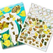 BLOC DE STICKERS DE MOSAICO DEL OCEANO - MELISSA AND DOUG